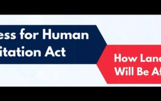 Landlord Regulation - Human Habitation